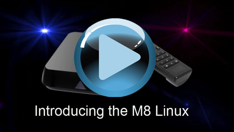 introducingM8Linux play